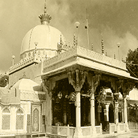 Khwaja Muinuddin Chishti's Photo'