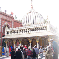 Hazrat Nizamuddin Auliya's Photo'