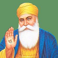 Guru Nanak Dev Ji's Photo'